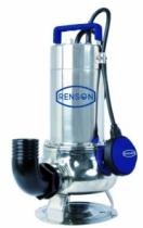 Pompe et accessoire : Pompe de relevage eaux très chargées