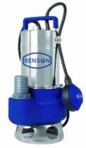 Pompe et accessoire : Pompe de relevage eaux chargées
