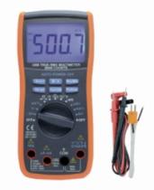 Testeur d'électricité : Multimètre digital TRUE RMS & USB