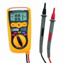 Testeur d'électricité : Multimètre de poche C.A 702