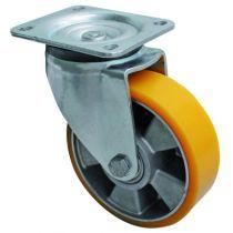 Roulette de manutention : Roue Althane - Robust-Roll