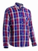 Vêtement de travail : Chemise flanelle Gotha