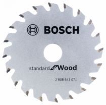 Lame de scie : Bosch - Optiline wood