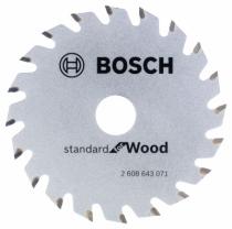 Lame de scie : Bosch - Optiline wood