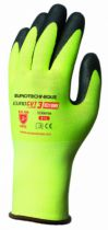 Gants contre les coupures : Eurocut N318HV enduit paume doigt micro-mousse - classe 3