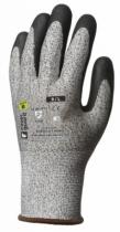 Gants contre les coupures : Eurocut N360 nitrile - classe 3