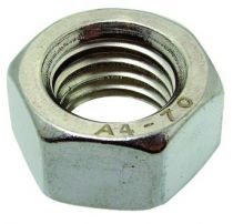 Visserie métrique inox : Inox A4 - DIN 934
