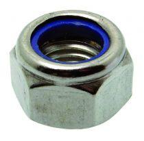 Visserie métrique inox : Inox A4 - DIN 985