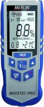 Mesure de l'humidité : Moistec Pro