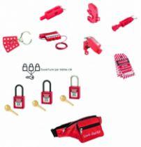 Système de consignation : Kit consignation maintenance électrique
