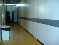 Protection : Lisse murale classée feu M2