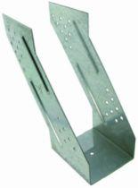 Connecteur métallique assemblage bois : Sabot Cantilever renforcé - SCR