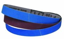 Bande sans fin pour lime portative : Support toile - 30 x 533 mm