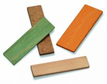 Calage : Cale de vitrage bois