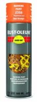 Traceur de chantier provisoire : Traceur de chantier Rust-Oleum
