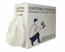 Essuyage et absorbant : Chiffons d'essuyage