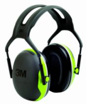 Protection auditive : Casque anti-bruit Peltor X4