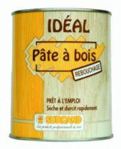 Pâte à bois : Idéal