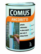 Peinture et anti-rouille : Ancorit'O phase aqueuse