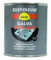 Peinture et anti-rouille : Galvanisation brillante en pot - 2117