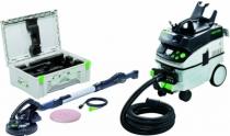 Système de ponçage : Ponceuse à bras Planex avec aspirateur LHS 225-SW/CTL36-Set