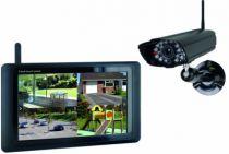 Vidéo surveillance : Kit video sans fil - CS89T compatible smartphone