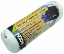 Rouleau : Microfibre polyester lasure et traitement du bois