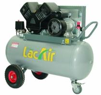 Compresseur d'air : Twinair - 100 litres - 20 m³/h
