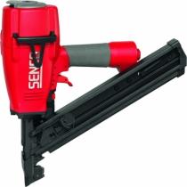 Agrafage et clouage pneumatique : Lot cloueur MC 60-34 + enrouleur 30 m + compresseur