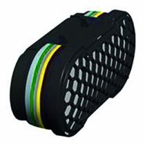 Masque à ventilation assistée : Filtre combiné ABEK1P3 CleanSpace™