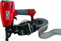 Agrafage et clouage pneumatique : SCN 49XP - pour clous rouleaux 16° avec pointe annelée inox