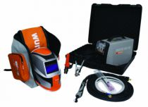 Poste de soudage Tig : Pack poste PROTIG 165-DC + cagoule + électrodes