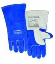 Protection soudeur : Gant Mig/Mag bleu pouce renforcé COMFOflex®