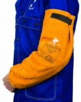 Protection soudeur : Manchette de soudage cuir