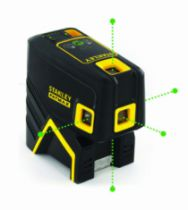 Laser de chantier : Mini laser 5 points SP5 - vert