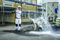 Nettoyage industriel : HDS 5/11 UX+ eau chaude monophasé
