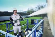 Nettoyage industriel : HD 5/15 C+ eau froide