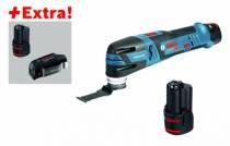 Couteau sans fil GOP 12V-28 - Starlock + 3 batteries et chargeur usb
