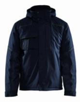 Vêtement de travail : Veste hiver 100% polyamide