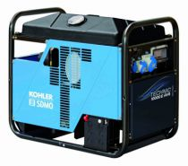 Groupe électrogène : Technic 10000 E AVR C + kit brouette