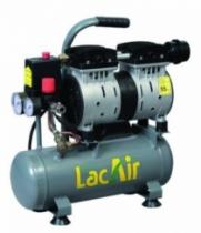 Compresseur d'air : Silent 6/6 SH - 6 litres
