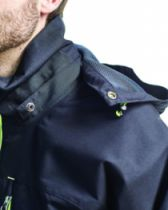 Vêtement de travail : Coupe-vent imper-respirant