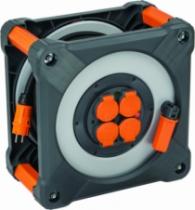 Enrouleur - prolongateur : Enrouleur cube - câble HO7RNF