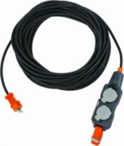 Enrouleur - prolongateur : Prolongateur 4 prises Profi Powerblock - câble HO7RNF