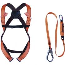 Harnais de sécurité Delta Plus : Kit anti-chute échafaudage Elara 190