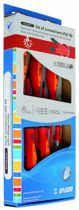 Composition d'outillage : Composition 8 outils VDE 1000V + 1 couteau à dégainer