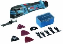 Couteau sans fil GOP 12V-28 / 2,5 Ah - Starlock + kit accessoires