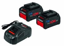 Batterie - chargeur - lampe électro-portatif : Pack 2 Li-Ion ProCORE 18 V - 7,0Ah  + chargeur GAL1880CV