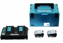 Batterie - chargeur - lampe électro-portatif : Pack énergie 18 V Li-Ion - 5 Ah