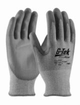 Gants contre les coupures : Gants anti-coupure polyamide et fibre de verre - classe 5